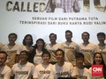 Romansa Ahok-Veronika Tak Muncul di Film 'A Man Called Ahok'
