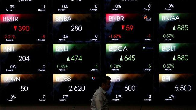 NUSA Dilanda Profit Taking, Harga Saham NUSA Anjlok 17,96%