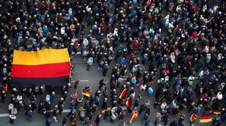 Mendagri Jerman Bersebrangan dengan Kanselir Soal Imigrasi