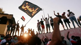 Satu Tewas, 25 Luka, dalam Kerusuhan di Irak
