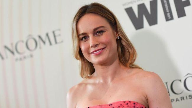 Brie Larson Buka Suara Soal 'Captain Marvel'