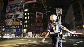 Gempa Jepang Picu Tsunami Mini dan Menyebabkan 16 Orang Luka