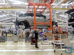Aktivitas Pabrik China Tumbuh Negatif, Pertanda Ekonomi Lesu?