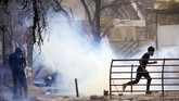Utusan PBB di Irak meminta pihak berwenang Irak agar menghindari penggunaan senjata mematikan secara tidak proporsional ke arah pengunjuk rasa di Basra. (REUTERS/Alaa al-Marjani)