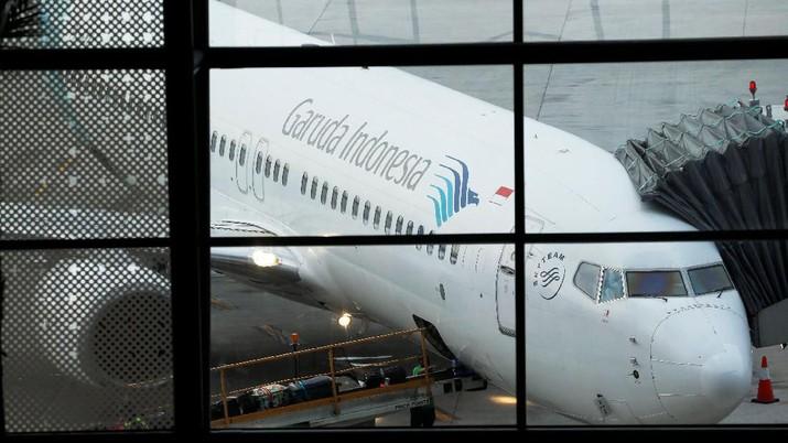 Garuda ambil alih Sriwijaya Air.