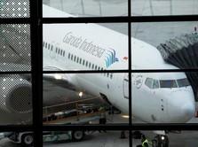 Sahamnya Melesat 7%, Begini Kinerja Keuangan Garuda Indonesia