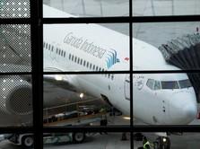 Garuda Caplok Sriwijaya, Industri Penerbangan Lagi Tak Sehat?