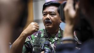 Panglima: TNI Solid Mendukung Polri
