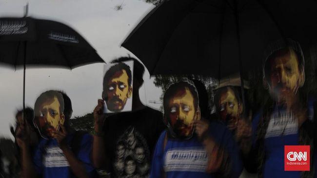 Jokowi Diminta Buka Lagi Hasil Penyelidikan TPF Kasus Munir
