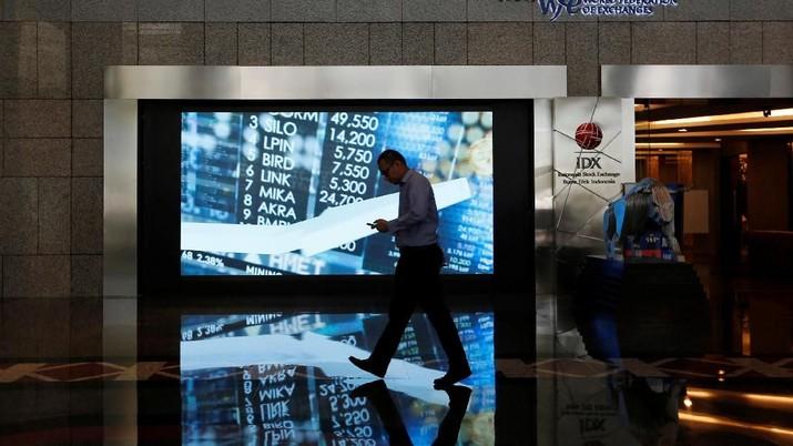Analis: Tunggu Data Ekonomi AS, IHSG Masih Berpeluang Rebound