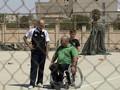 FOTO : Kisah Atlet Irak Terbebas dari Ancaman ISIS