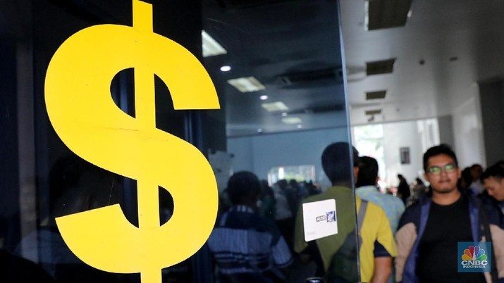 Pembukaan Pasar: Rupiah Melemah ke Rp 14.060/US$