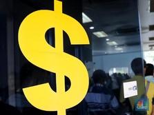 Pembukaan Pasar: Rupiah Menguat ke Rp 14.810/US$
