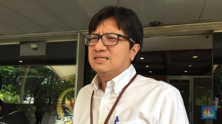 Direktur Keuangan Pertamina Arief Budiman