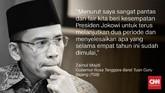 Zainul Majdi Tuan Guru Bajang, Gubernur Nusa Tenggara Barat.