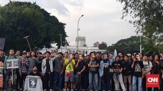 Koalisi Sipil Minta Aparat Setop Intimidasi Rakyat