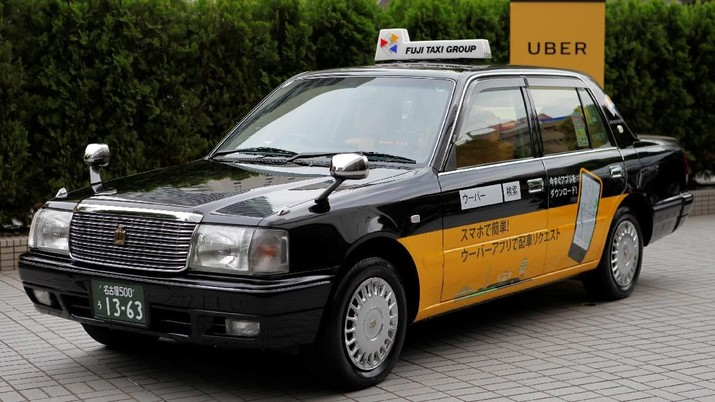 Uber Buka-bukaan Soal Akuisisi Rivalnya Careem Rp 44 T