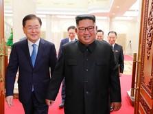 Kim Jong Un Janjikan Denuklirisasi sebelum 2021
