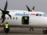 Setop Operasi 5 Tahun, Merpati Tiba-Tiba Pesan Parkir Pesawat
