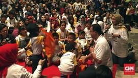 Minta Dipanggil Paman, Anies Gelar Kuis untuk Anak-anak