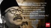 Soekarwo, mantan Gubernur Jawa Timur.