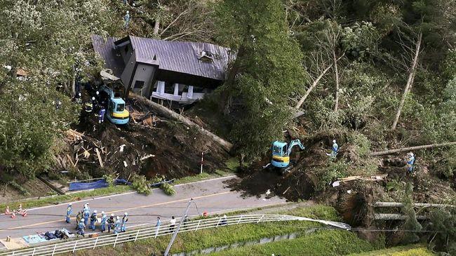 Korban Gempa di Jepang Bertambah, 16 Tewas