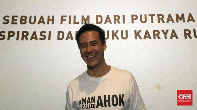 Daniel Mananta Dua Kali Casting untuk Dapatkan Peran Ahok
