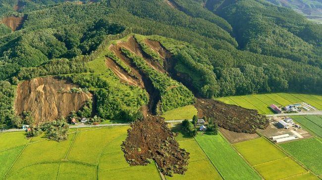 Total Korban Tewas Gempa Hokkaido Capai 30 Orang