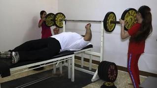Lepas dari Ancaman ISIS, Atlet Irak Ingin Banggakan Negara
