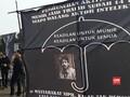 VIDEO: Mesin Ketik untuk Ingatkan Jokowi Soal Kasus Munir