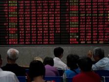 Terkena Aksi Ambil Untung, Indeks Shanghai Dibuka Melemah