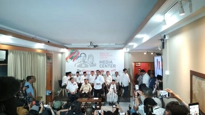 Sukses di Asian Games, Erick Thohir Jadi Ketua Timses Jokowi