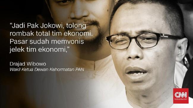 Drajad Wibowo, Wakil Ketua Dewan Kehormatan PAN.