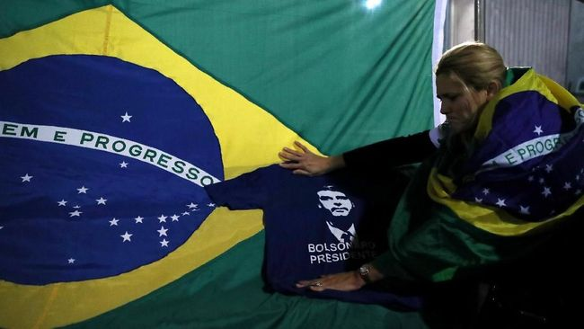 Capres Potensial Brasil Umumkan Undur Diri