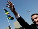 Capres Kubu Sayap Kanan Jair Bolsonaro Menangi Pilpres Brasil