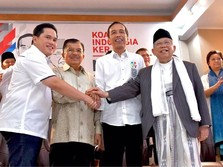 Kata Ketua Timses Jokowi-Ma'ruf Amin soal Pelemahan Rupiah