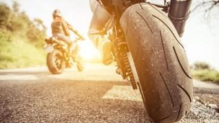 Sepeda Motor Terbang Bisa Lepas Landas dari Parkiran Rumah