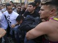 FOTO : Detik-detik Capres Brasil Jair Bolsonaro Ditikam