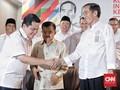 Cara Erick Thohir Bagi Waktu di Dunia Olahraga dan TKN Jokowi