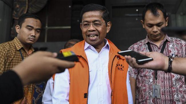 Kasus PLTU, Idrus Marham Akui Kenal Pengusaha Samin Tan
