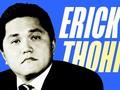 INFOGRAFIS: Jejak Karier Erick Thohir