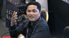 Erick Thohir Klaim Kenaikan Saham Mahaka Tak Terkait Politik