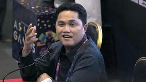 Erick Thohir Sebut Rudiantara Belum Diputus Jadi Bos PLN