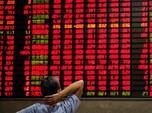 Bursa Asia Mayoritas Hijau, kok Indeks Shanghai 'Kebakaran'?