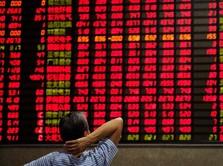 Bursa Asia Lagi Happy, kok Indeks Shanghai Malah Nyungsep?