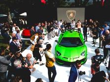 Ketika Pajak Impor RI Mengerem Kecepatan Lamborghini Cs