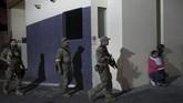 Kepolisian Juiz dan Fora memastikan sudah menangkap satu orang tersangka penikaman(REUTERS/Ricardo Moraes)