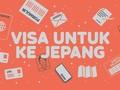 INFOGRAFIS: Cara Mengajukan Visa ke Jepang