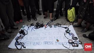 Pemenjaraan Wartawan Jadi Tanda Demokrasi Mundur di ASEAN