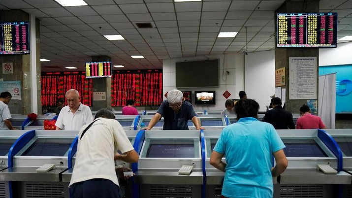 Mayoritas Bursa Asia Naik, Namun Hang Seng Terpeleset